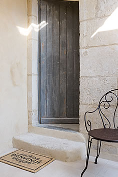 Nimes bed and breakfast Sous le Neflier